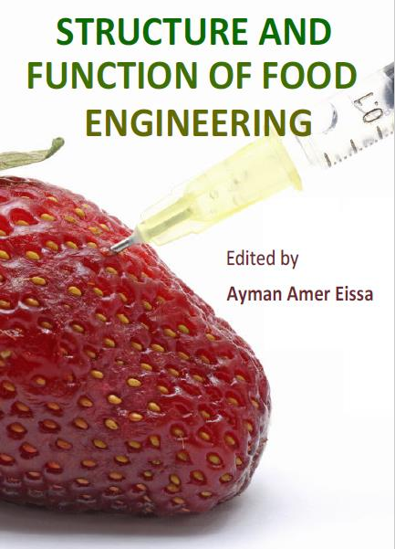 Structure and Function of Food Engineering
