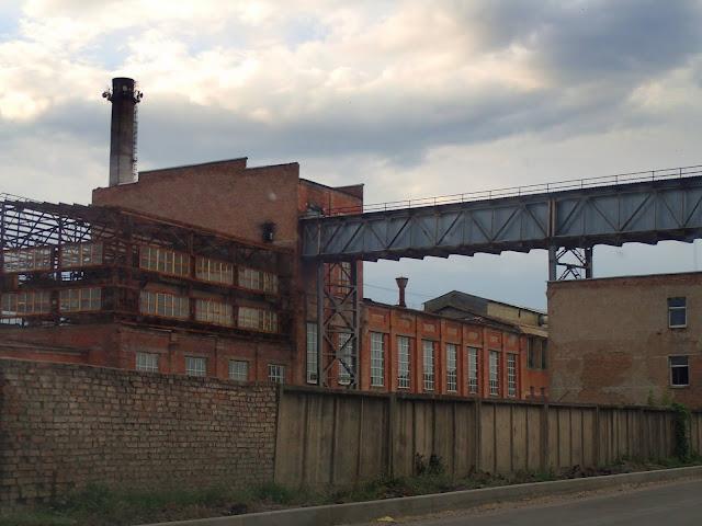 Cementownia w Hajsynie