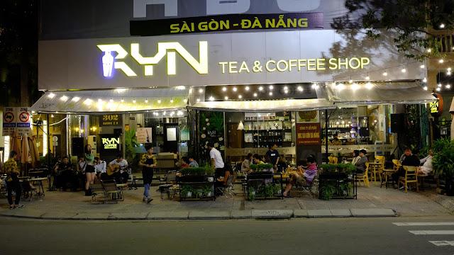 Quán cafe đẹp đà nẵng, Quan cafe dep da nang