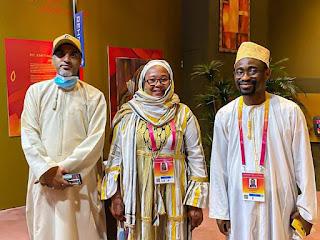 La mascarade de l'Expo de Dubai 2020