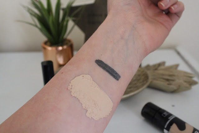 L'Oreal swatches