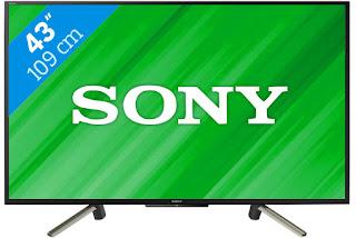 sony bravia kdl-43wf665 самые продаваемые светодиодные телевизоры