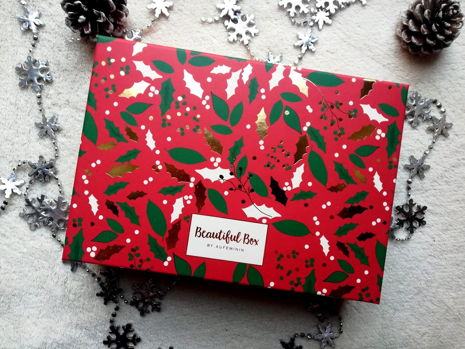 La BEAUTIFUL BOX by Au Féminin de Décembre 2019