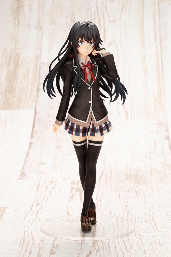 Figuras: Yukino Yukinoshita de My Teen Romantic Comedy SNAFU - Kotobukiya