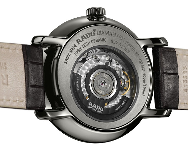 Rado Diamaster Grande Seconde1