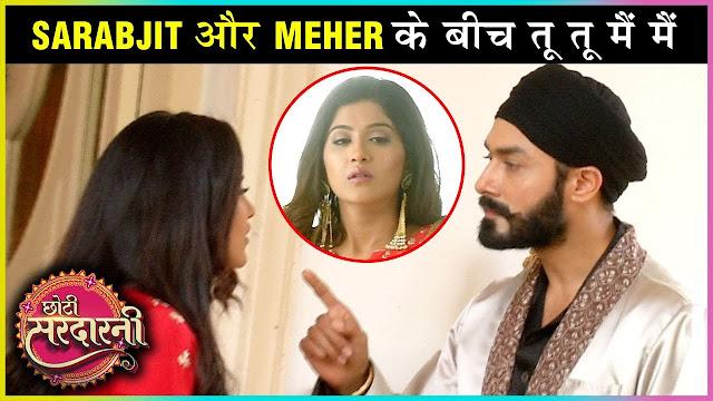 Spoiler Alert : Param cries for Meher and Sarabjit in school feels isolated in Choti Sardarni