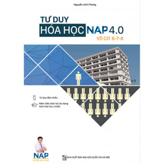 Tư Duy Hóa Học NAP 4.0 Giải Bài Toán Điểm 6-7-8 (Vô Cơ) ebook PDF-EPUB-AWZ3-PRC-MOBI