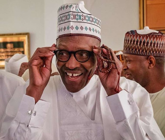 2019: BUHARI GETS SUPPORT OF GOVERNORS AS THEY ENDORSE HIM FOR SECOND TERM