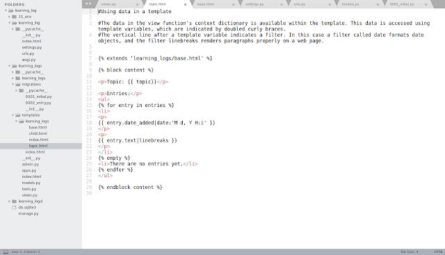 python topic.html
