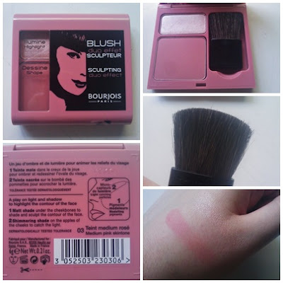 sculpteur blush bourjois