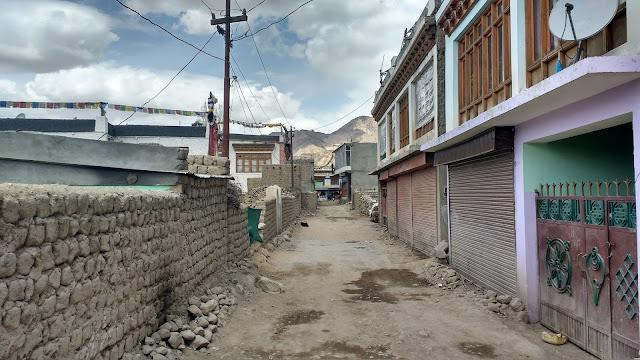Street of Leh