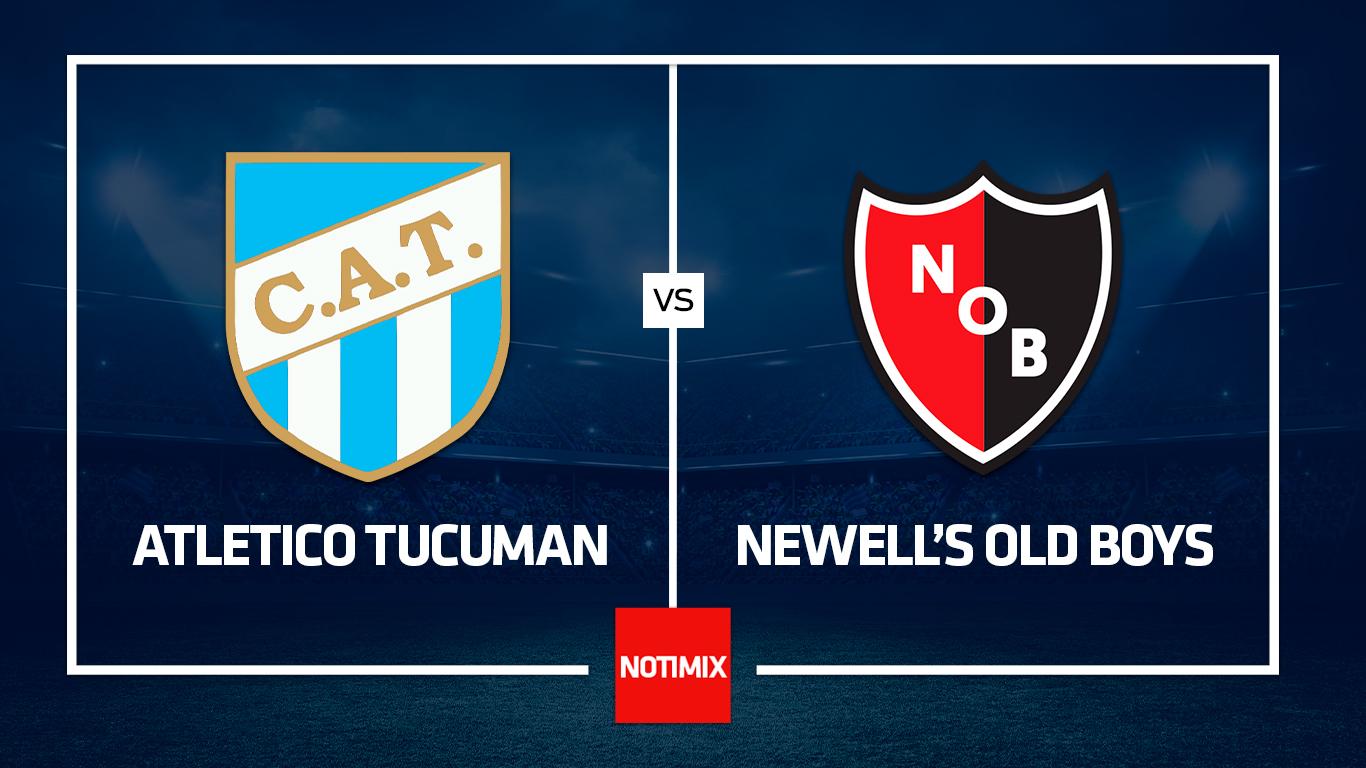 """EN VIVO: El Newell's del """"Mono"""" Burgos visitará a Atlético Tucumán en busca de su primer triunfo"""
