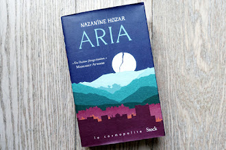 Lundi Librairie : Aria - Nazanine Hozar