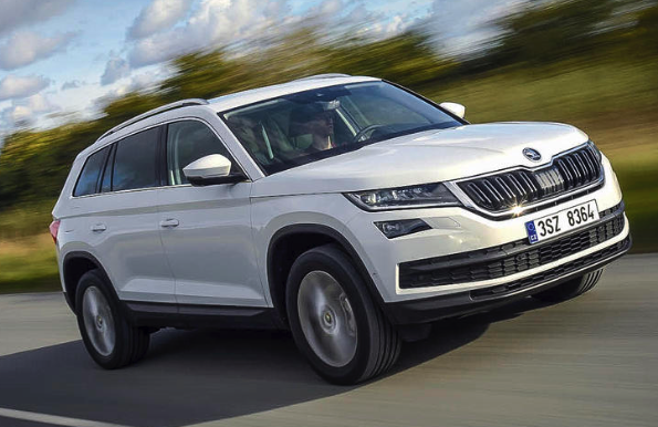 2018 Skoda Kodiaq, the Czech Version of Our Next VW Tiguan
