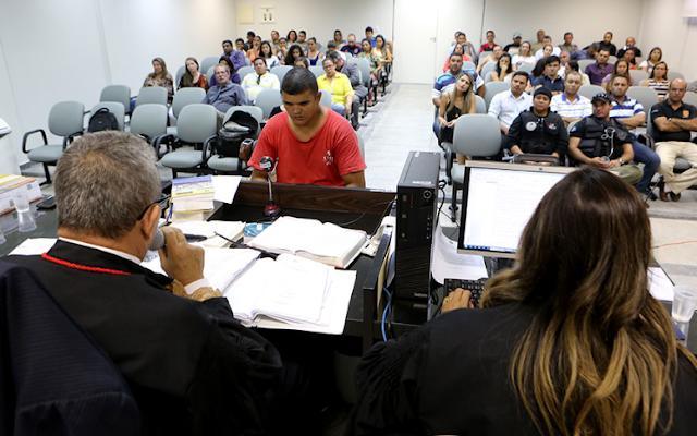 Em Olho D'Água das Flores, acusado de violentar e matar estudante é condenado a 28 anos