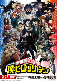 Boku no Hero Academia 5th Season Opening/Ending Mp3 [Complete]