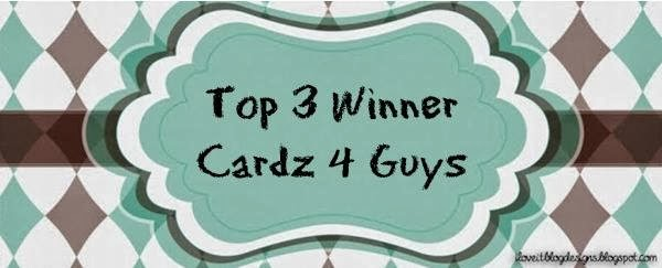 5 x Cardz 4 Guys Top 3