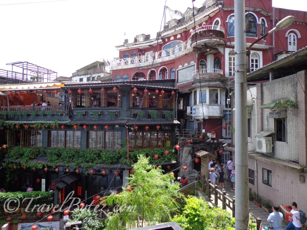 JiuFen Old Street (九份老街)