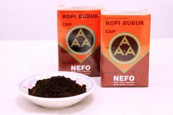 kopi aaa oleh-oleh khas jambi