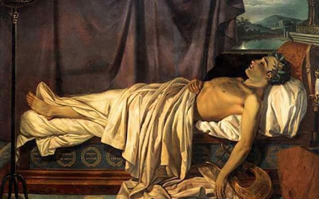 morte de Alexandre o grande