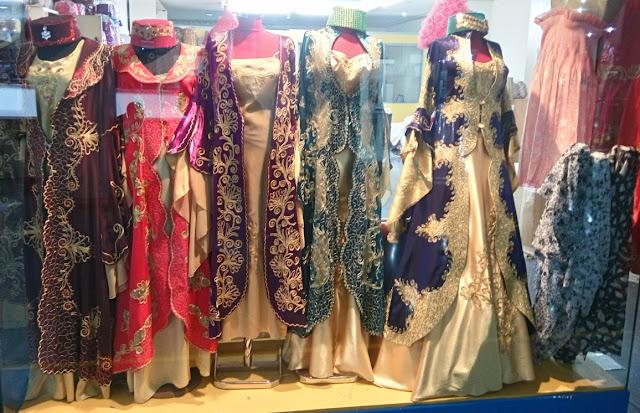 ənənəvi azerbaycan qadın paltarları