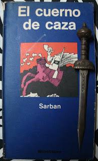 Portada del libro El cuerno de caza, de Sarban