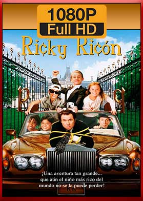 Richie Rich (1994) (Ricky Ricon) [Latino – 1080p] [MEGA]