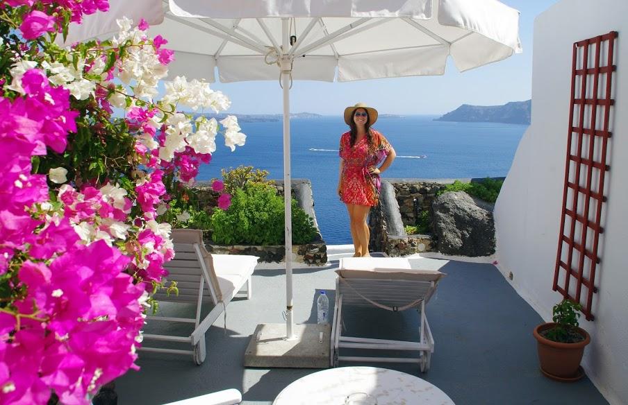 Nostos Apartments Oia Santorini