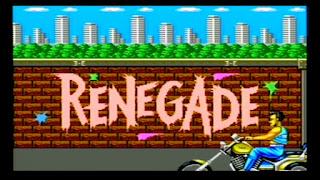 Renegade: a palo limpio con lo más macarra de Sega Master System