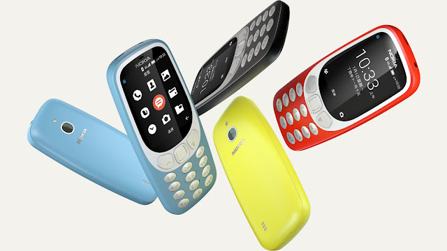 Nokia 3310 4G Specifications