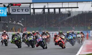 Jadwal MotoGP Inggris 2017