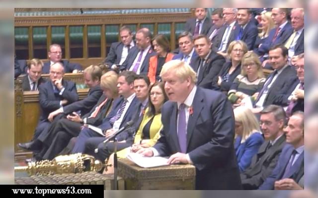 Boris johnson UK prime minister