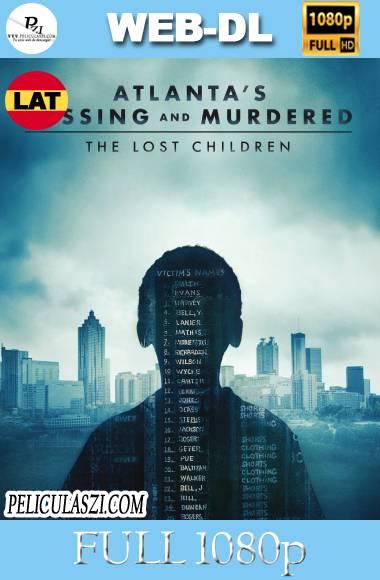 Crimen y Desaparición en Atlanta: Los Niños Perdidos (2020) Full HD WEB-DL 1080p Dual-Latino