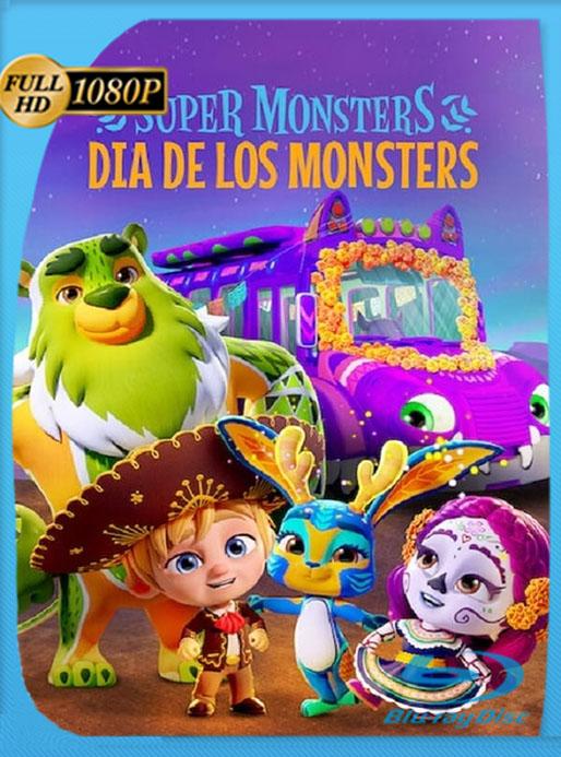 Supermonstruos: Día de los Monstruos (2020) HD 1080p Latino  [Google Drive] Tomyly