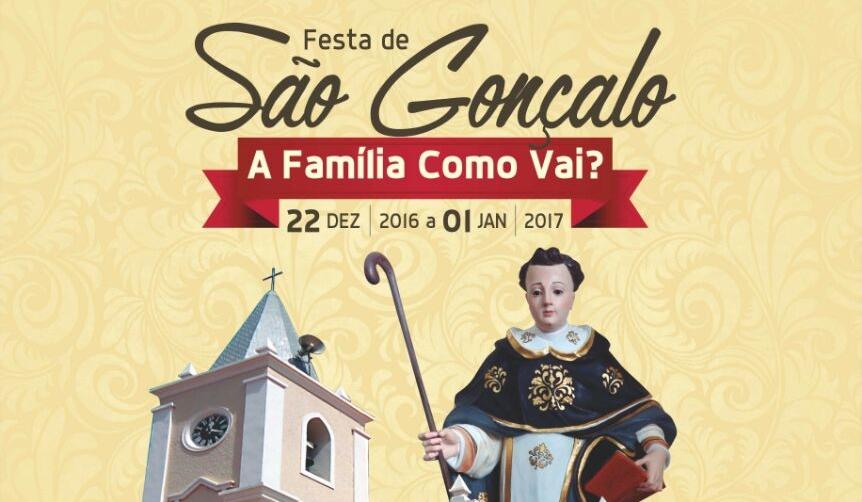 Festejo de São Gonçalo 2016