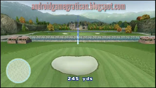 Akhirnya ketemu juga game Lets Golf seri keduanya Game:  Let's Golf 2 apk + data