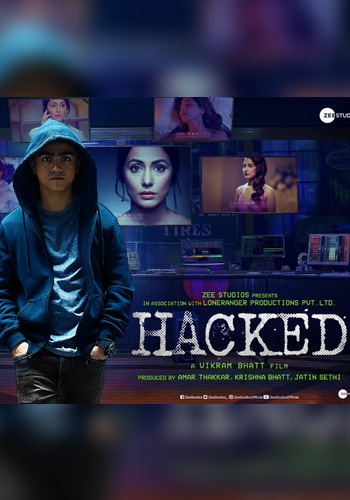 Hacked (2020) Hindi Movie 350MB HDRip 480p ESubs