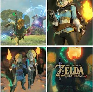 Pengumuman terbaru tentang game Legend of Zelda : Breath of the wild 2 diharapkan pengemar sedikit bersabar