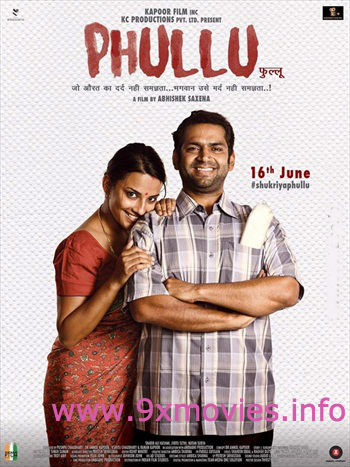 Phullu 2017 Hindi 720p DVDRip 750mb