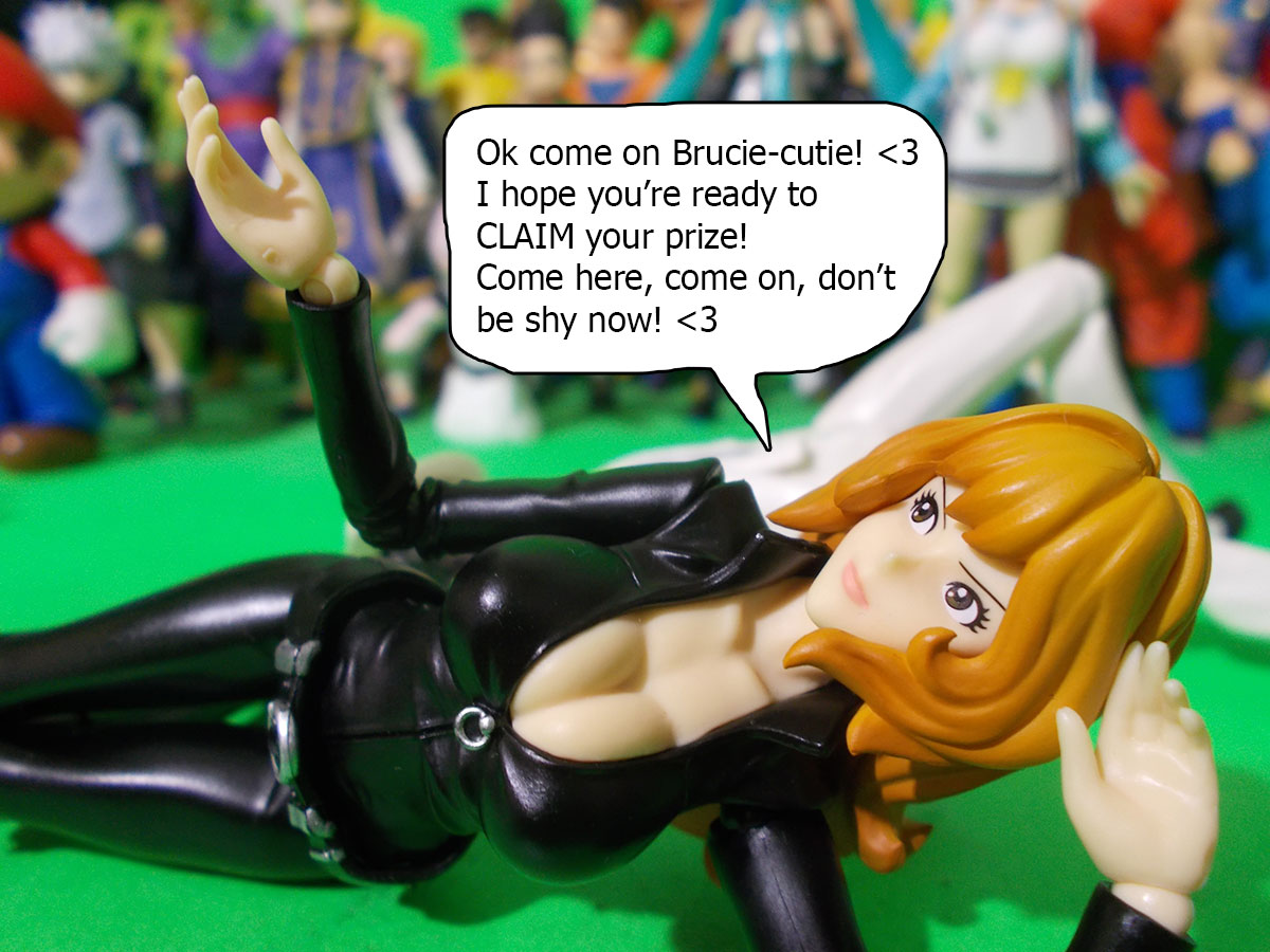 figuarts - Fujiko and the Diamond Bear 67-dontshy