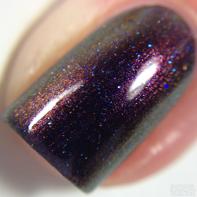 Anchor & Heart Lacquer-So Much Sexy Face