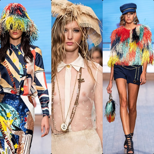 Elisabetta Franchi Spring Summer 2020 Milan Fashion Week by RUNWAY MAGAZINE