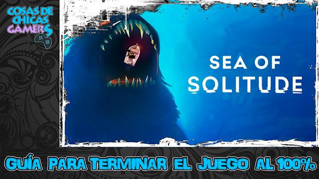 Guía Sea of Solitude para completar el juego al 100%