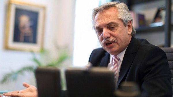 Presidente de Argentina pide acción conjunta ante la Covid-19