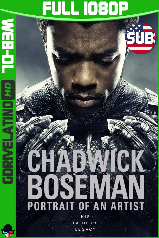 Chadwick Boseman: Retrato de un Artista (2021) NF WEB-DL 1080p SUBTITULADO MKV