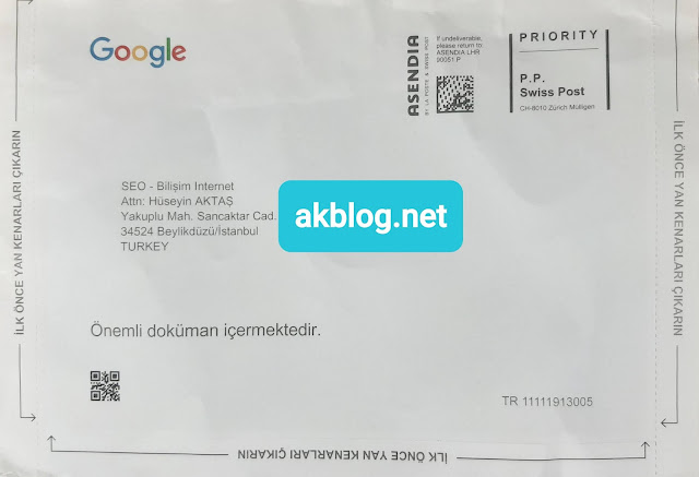 Fırsatlar Dünyası Google