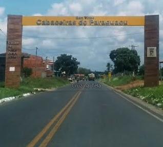 Cruz na Tela - Ueviton Santana: Lavrador é assassinado a tiros em Cabaceiras  do Paraguaçu