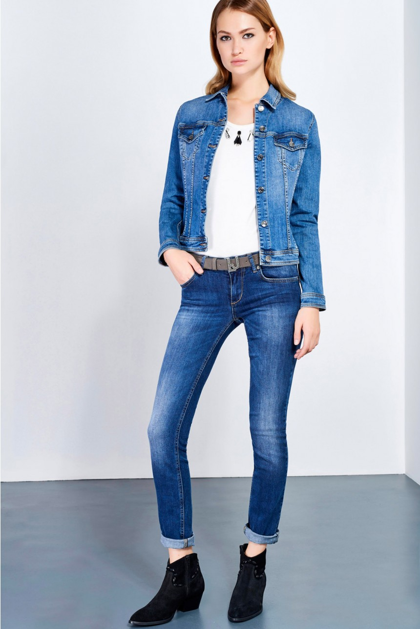 Eniwhere Fashion - Jeans Trend Fall Winter - Liu Jo Collection