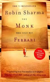 تحميل و قراءه رواية The Monk Who Sold his Ferrari pdf برابط مباشر