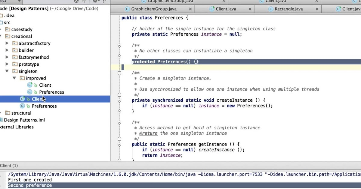 Software Design Pattern Interview Questions